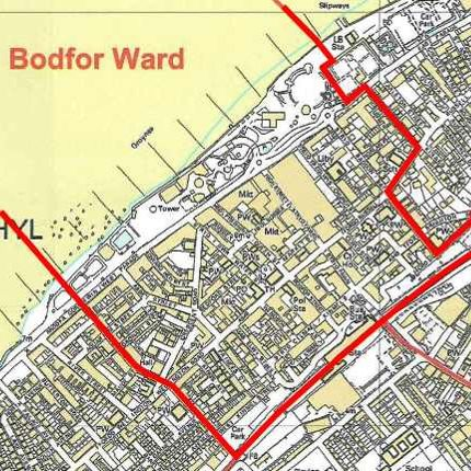 Bodfor Ward